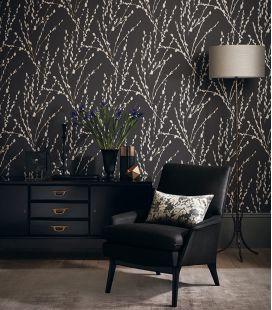 Wallpaper Villa Nova Floris Mikado W406 - Sold per roll
