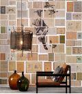 Wallpaper Arte Bibliotecaby Ekaterina Panikanova EKA 01- Panoramic