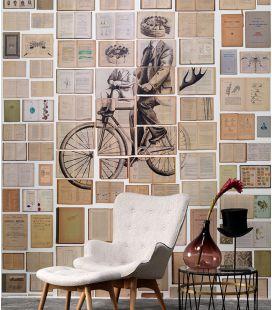 Wallpaper Arte Biblioteca EKA 03_amb